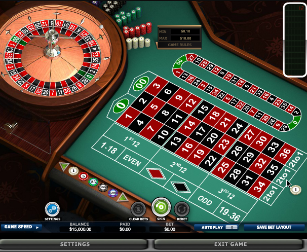 Rating Roulette Games - 266471
