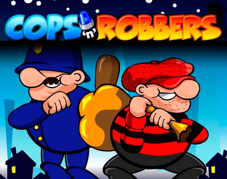 Cops and Robbers - 435651
