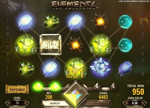 Elements the - 578465