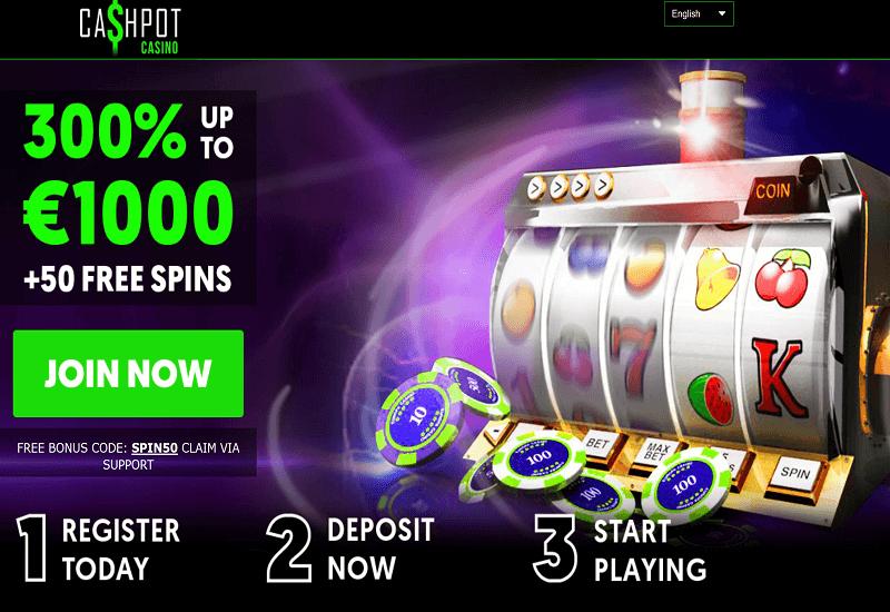Cash Pot Promotion - 775961