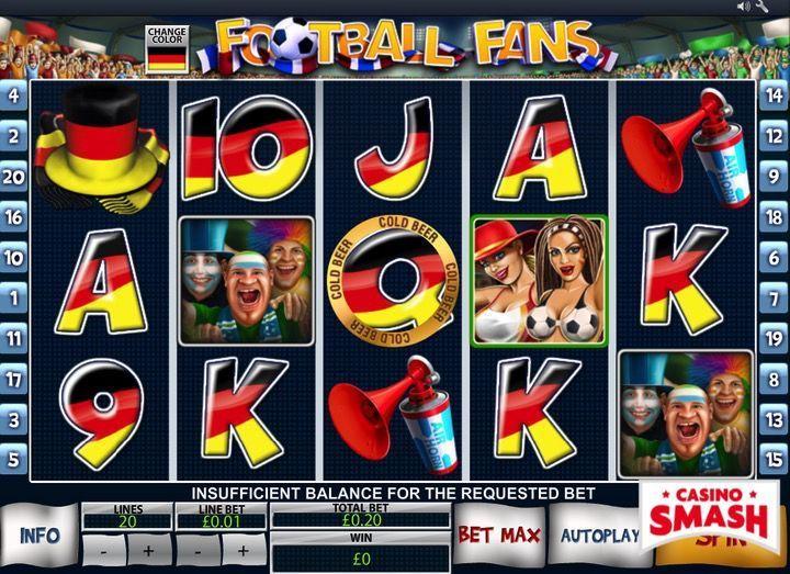 Football Carnival Slot - 922027