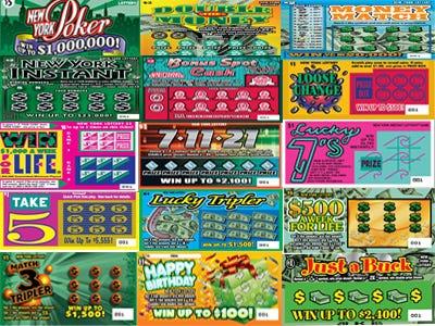 Scratch Cards Win - 289716
