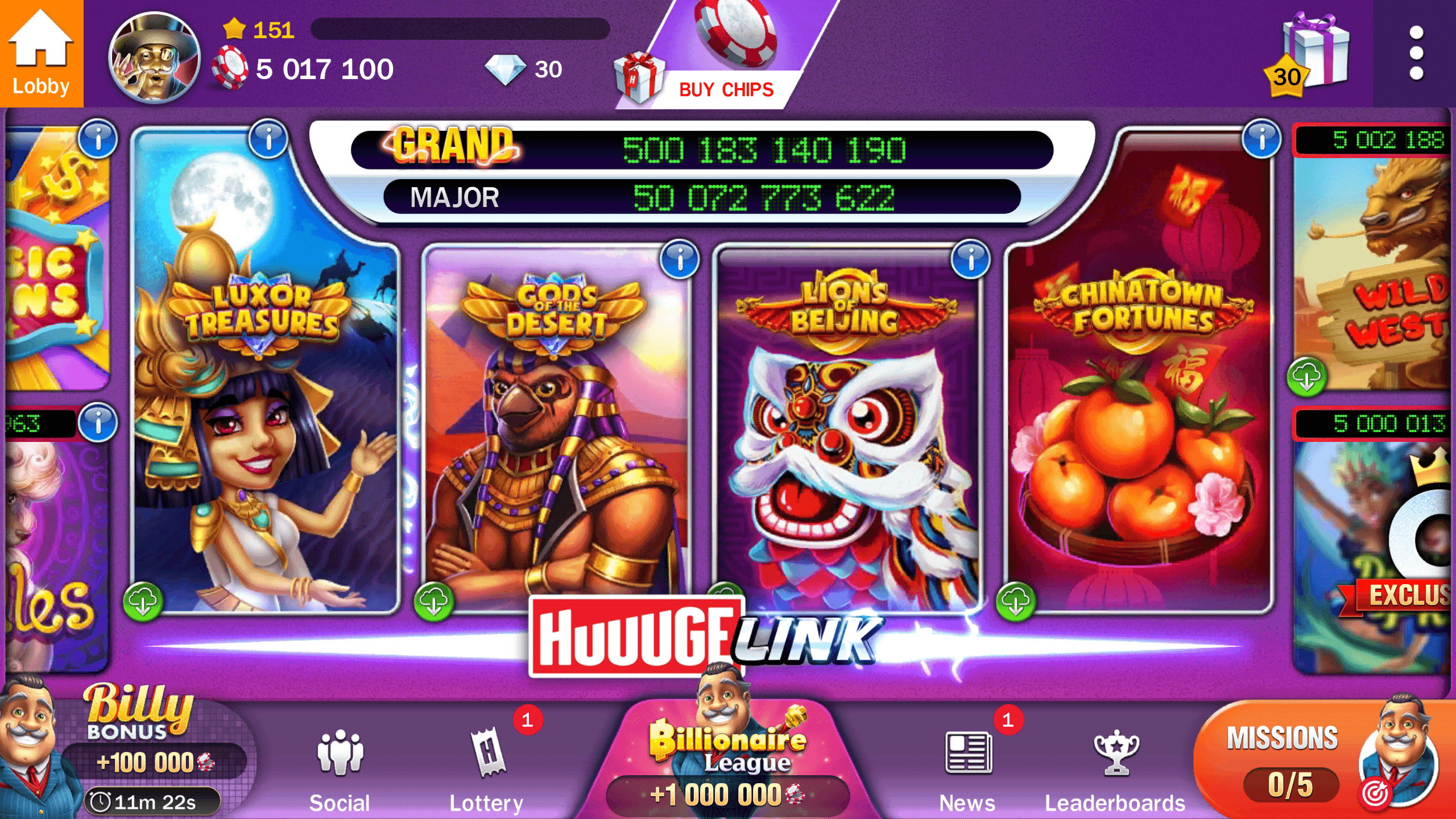 Multi Player Slots - 474202