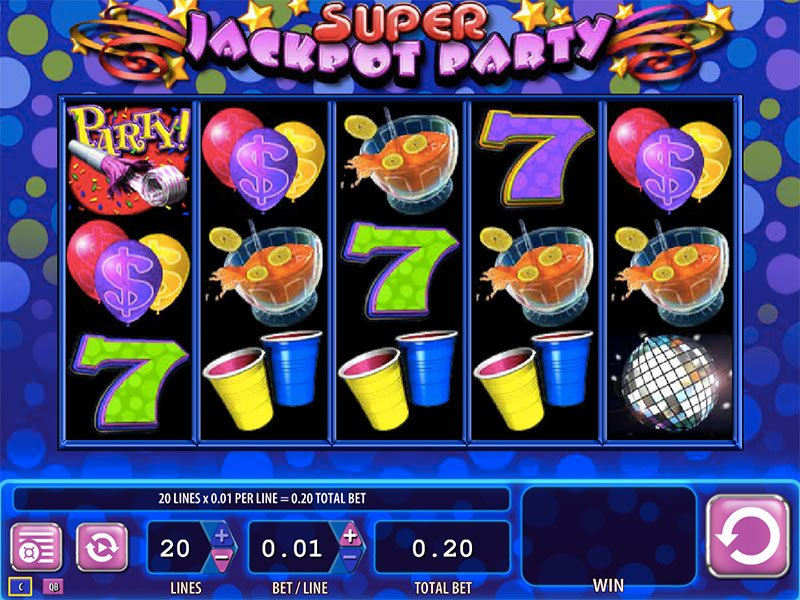 Jackpot Party Canada - 847315