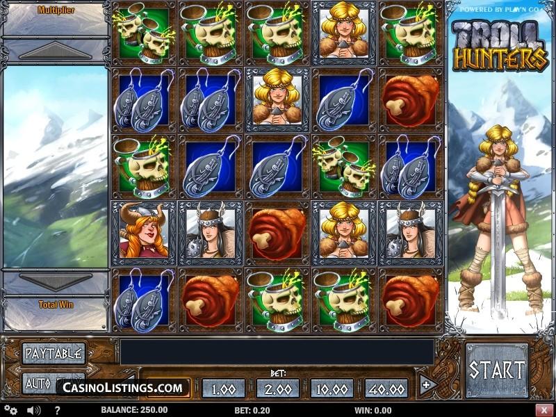 Troll Hunters Slot - 948113
