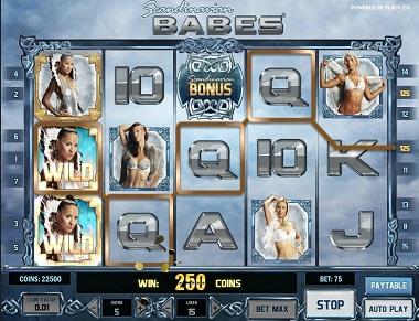 Scandinavian Babes - 768525