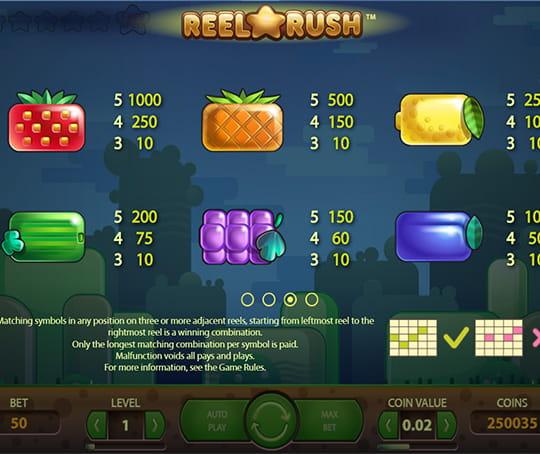 Reel Rush - 585541