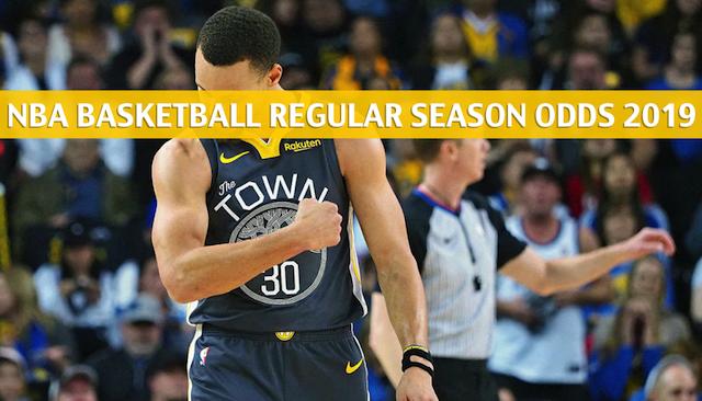 Basketball NBA Odds - 644035