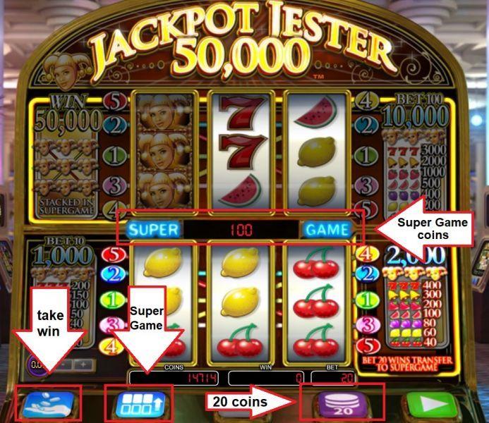 Jackpot Giant - 207575