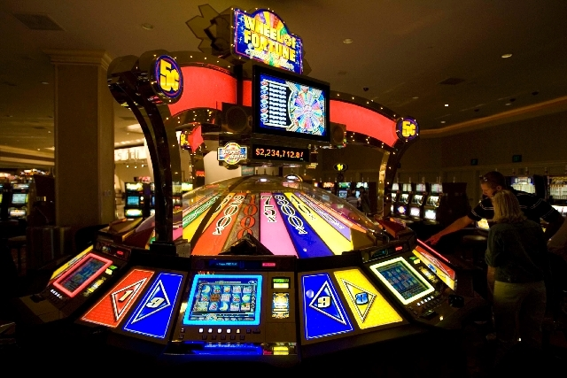 Slot Machine Payouts - 979165