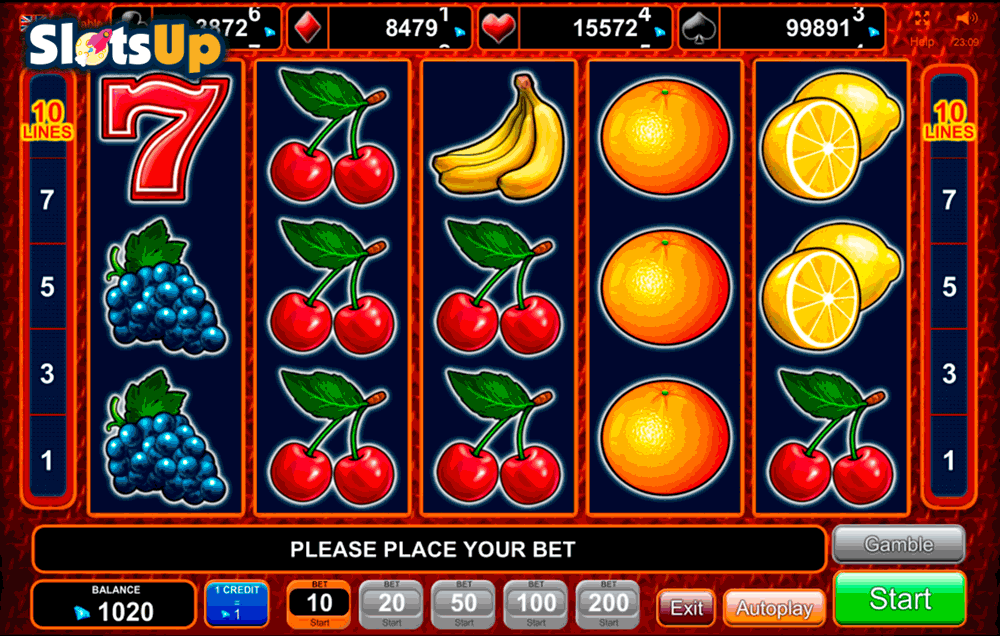 Slot Machine Generator - 879164