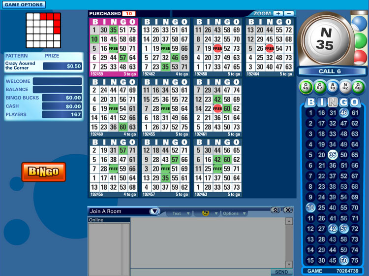 Bingo Online - 615576