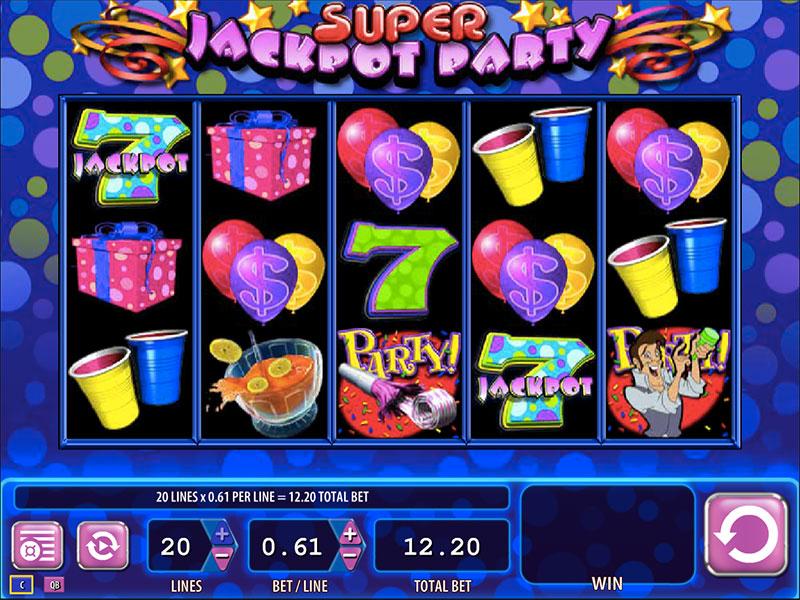 Jackpot Party Canada - 368997