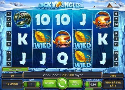 Lucky Angler - 612837