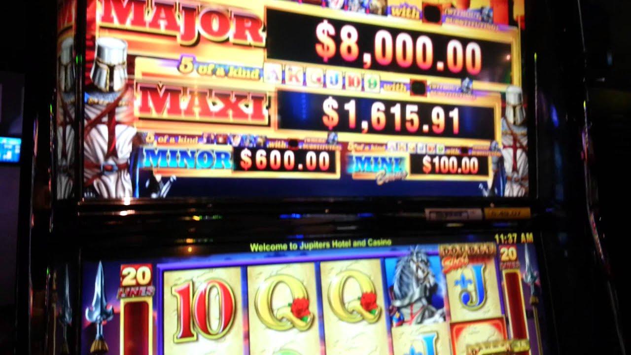 Jackpot at Pokies - 873649