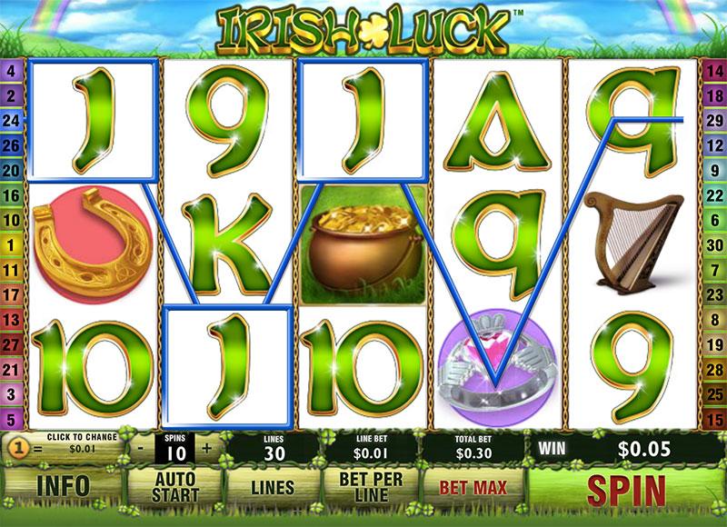 Irish Online Slot - 229473