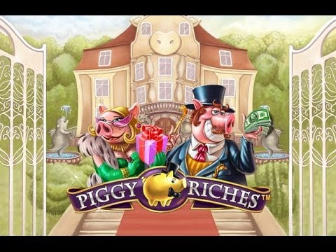 Piggy Riches Slot - 208729