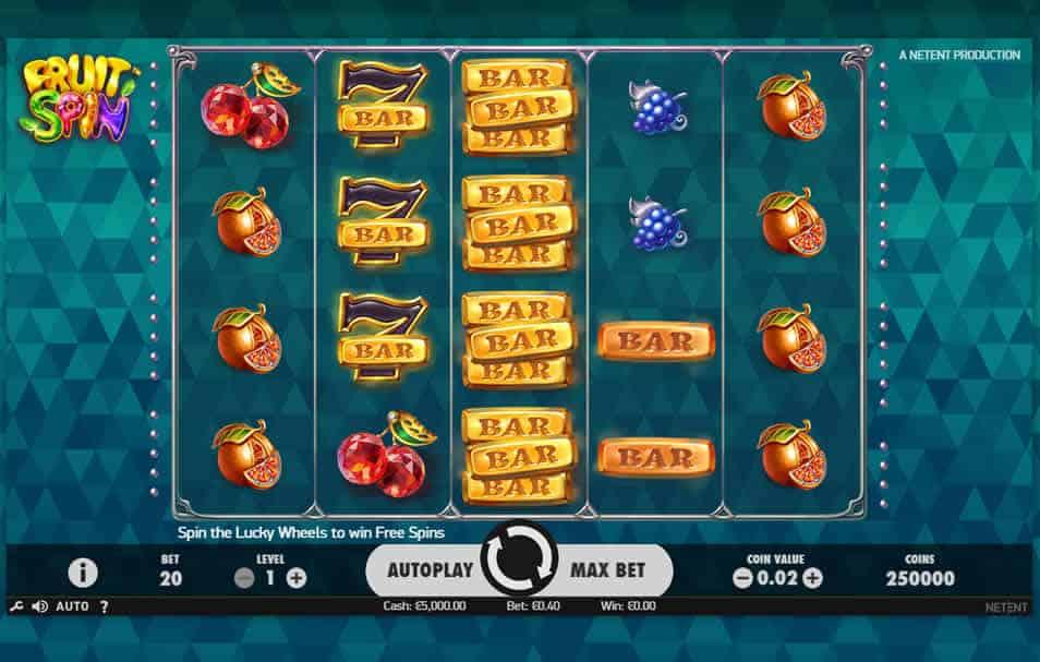 Fruit Bonanza Slot - 282855