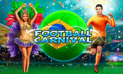 Football Carnival Slot - 297483