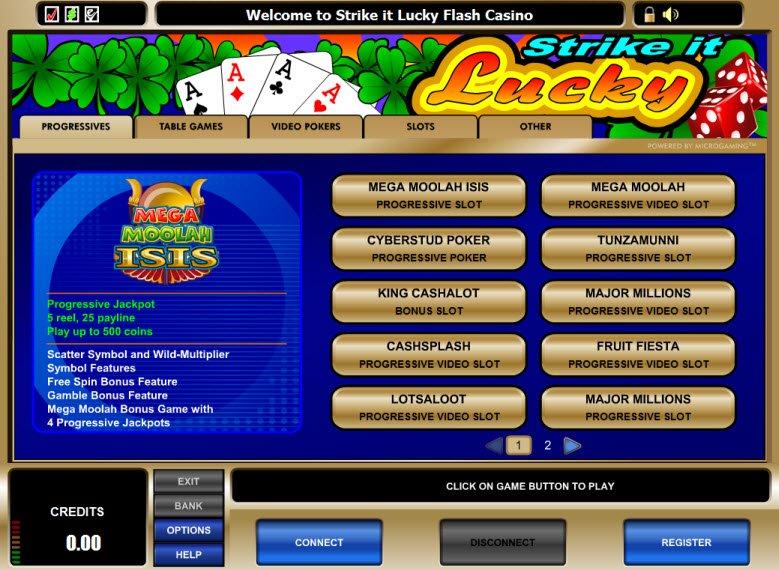 Lucky Strike - 113555