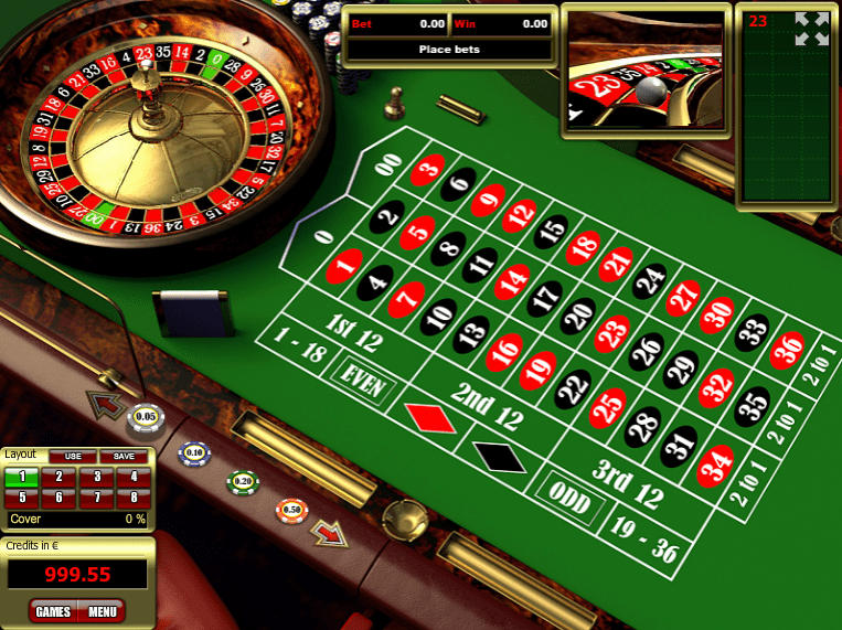 Roulette Winning - 675065