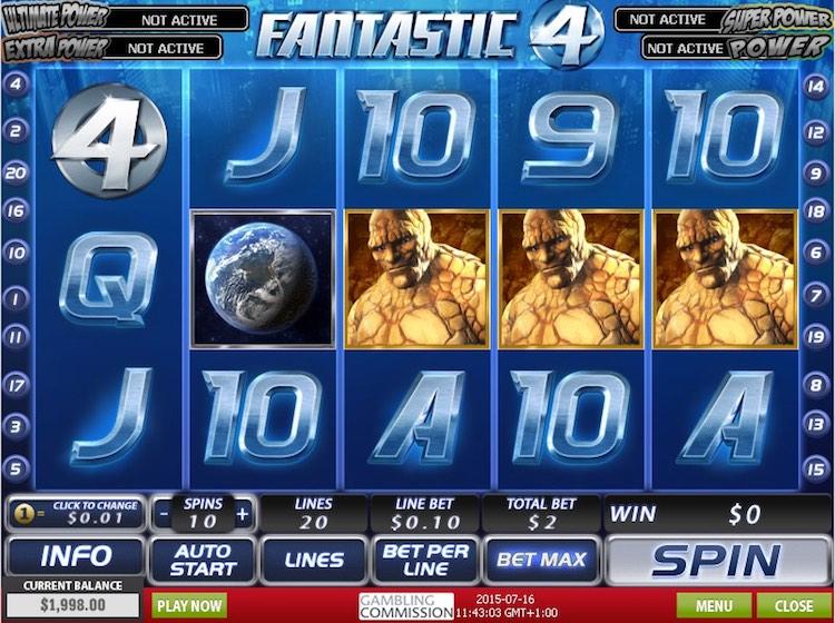 Fantastic Four - 502034