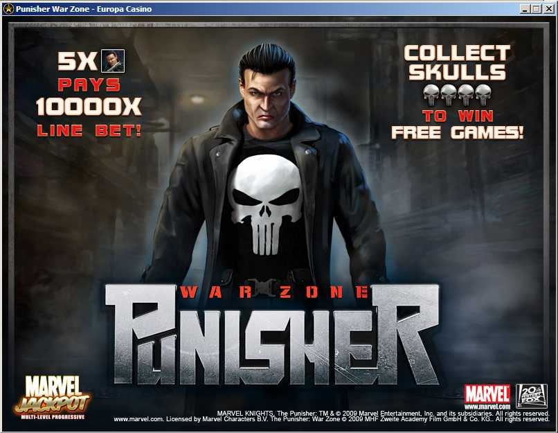 Punisher War - 463862