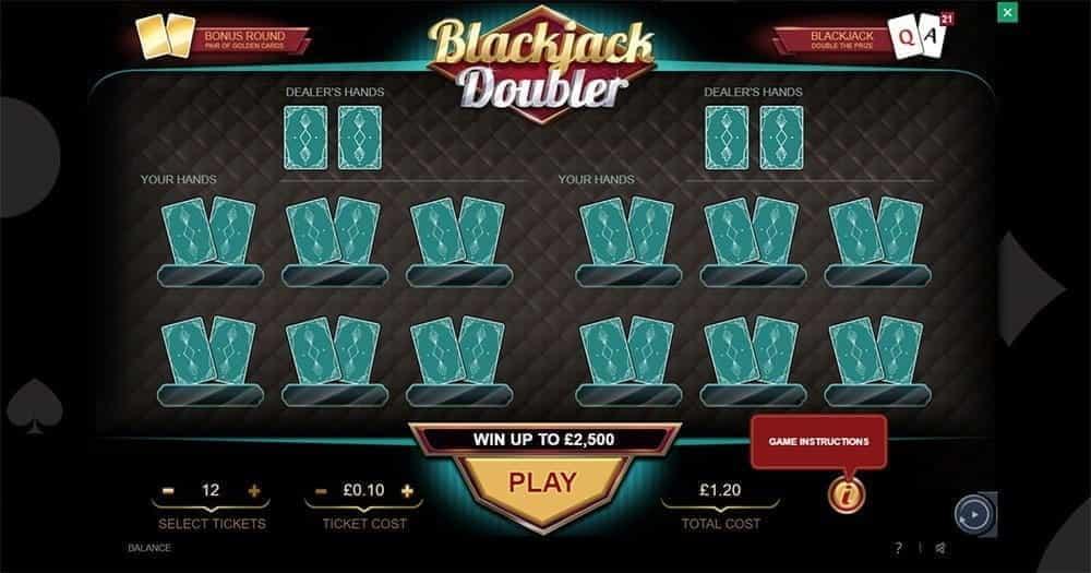 European Blackjack - 636757