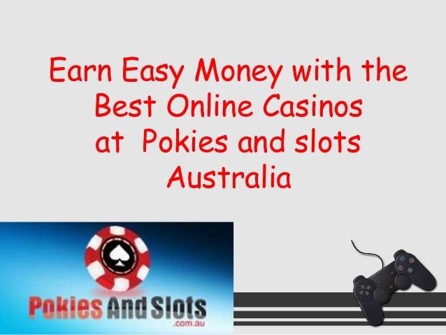 Popular Australian Pokies - 895717
