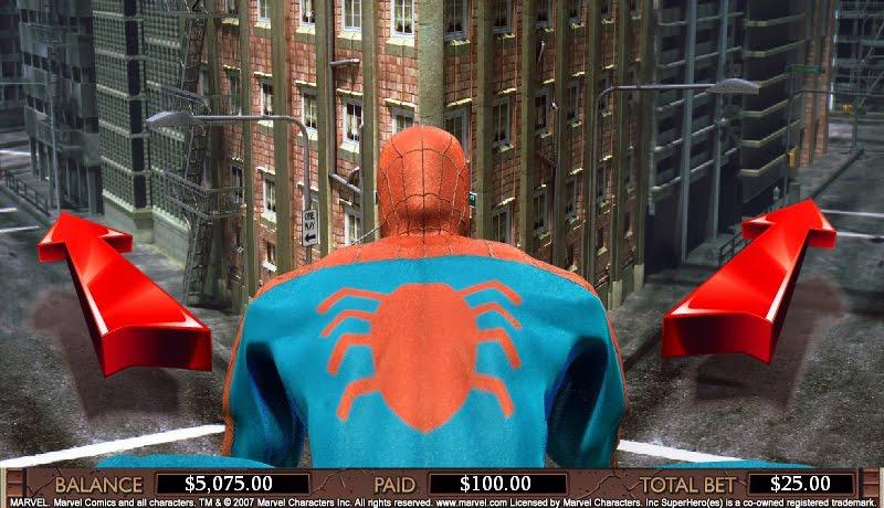 Spiderman Slot - 434518