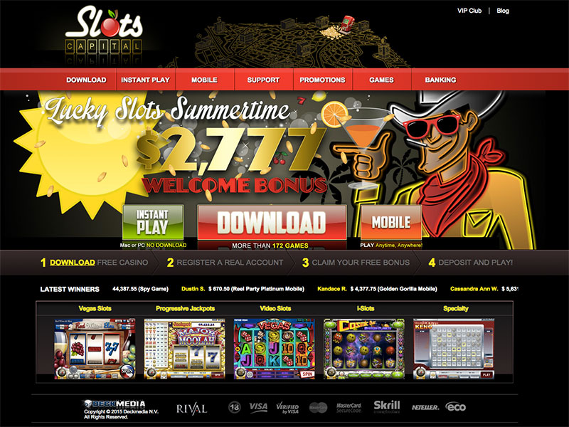 Casino Front - 815351