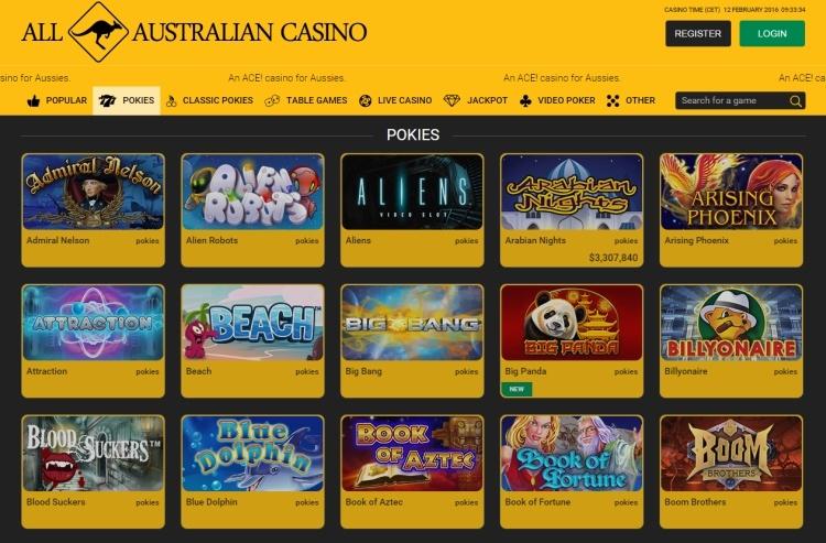 Australian Casinos Review - 114942
