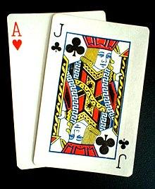 Blackjack Card Values - 394882