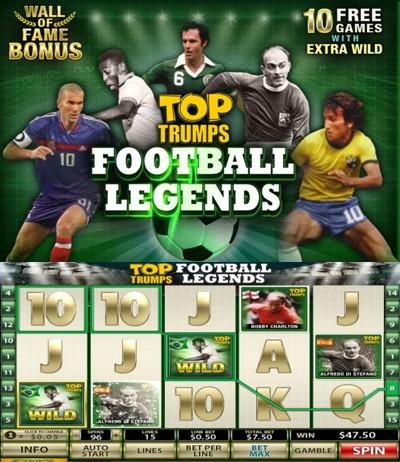 Football Legends Slot - 683507