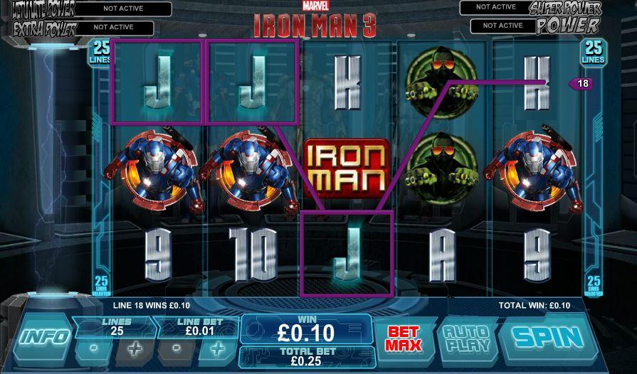Iron Man - 735862