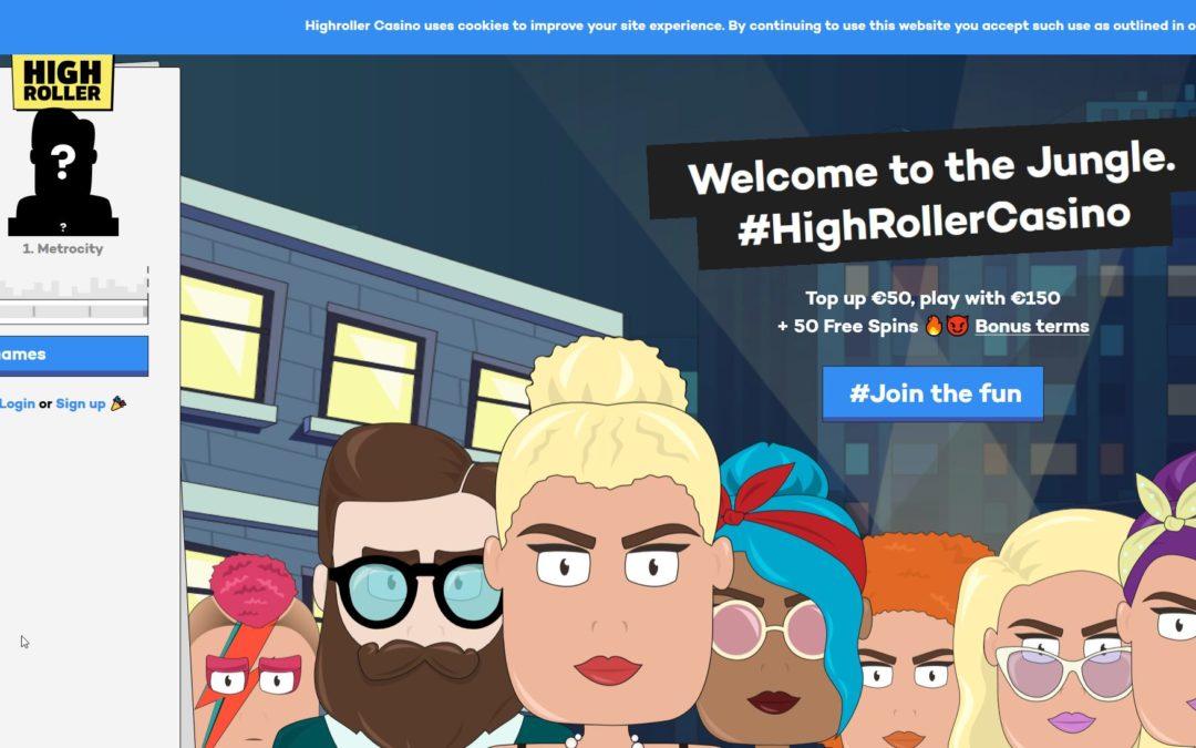 Feedback Players Highroller - 981648