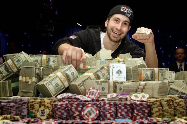 Professional Gambler Strategy - 712663