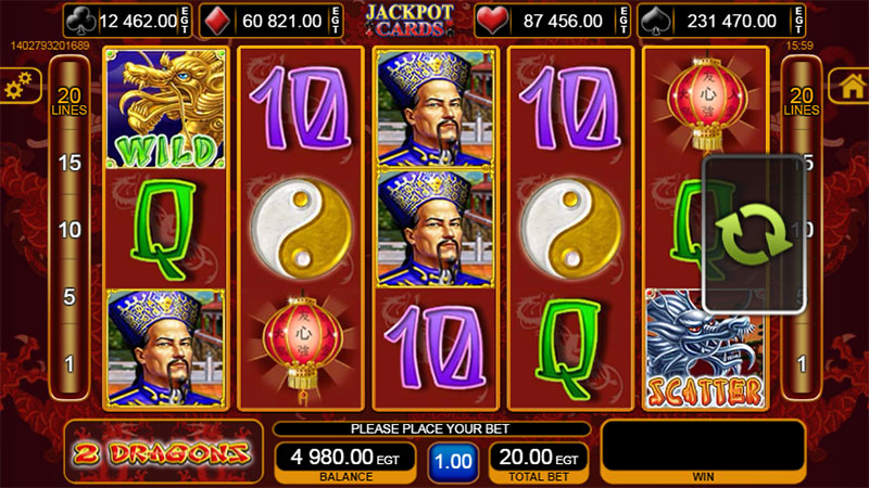 3d Slots High - 104083