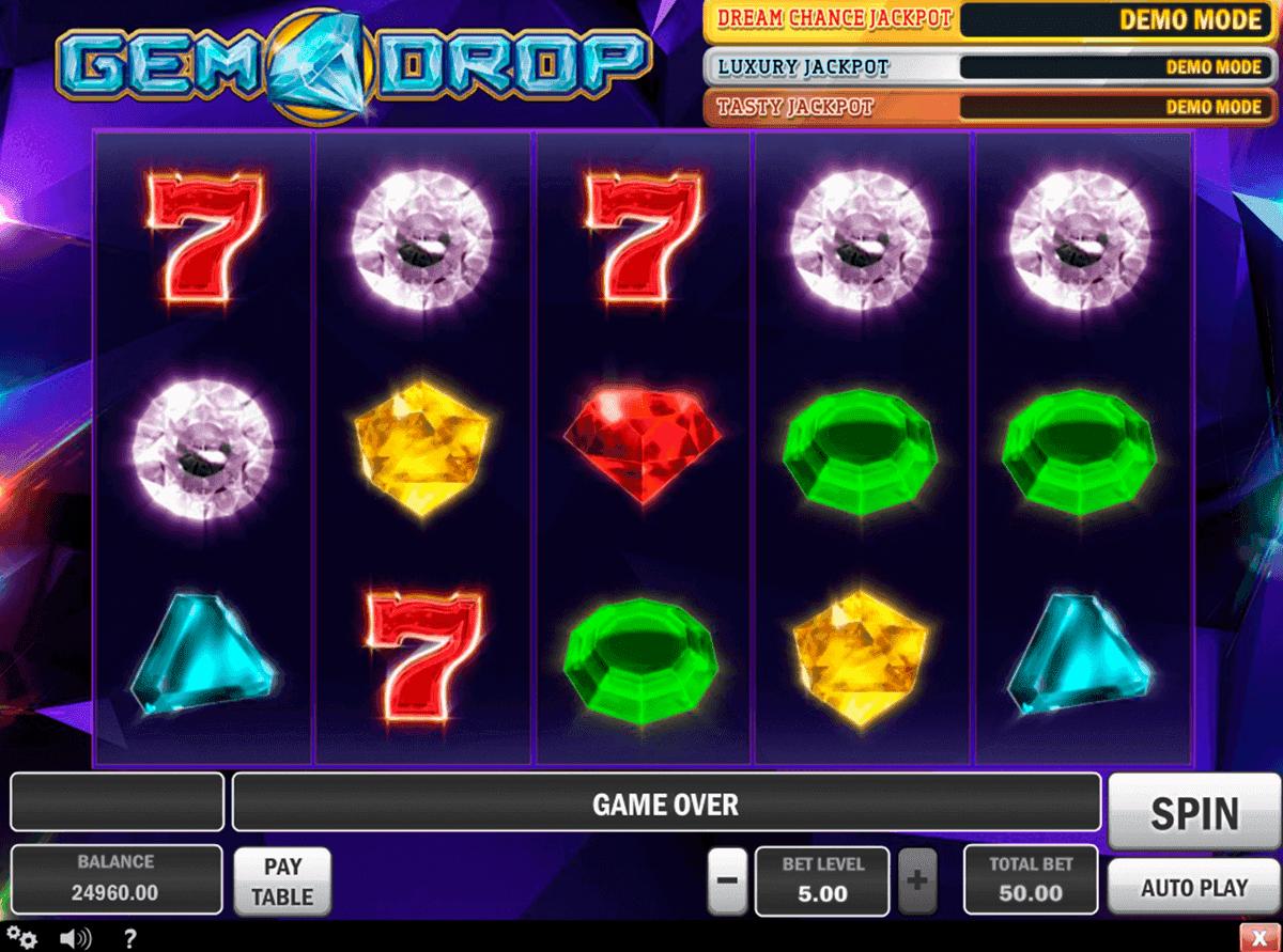 Gem Drop Slot - 504289