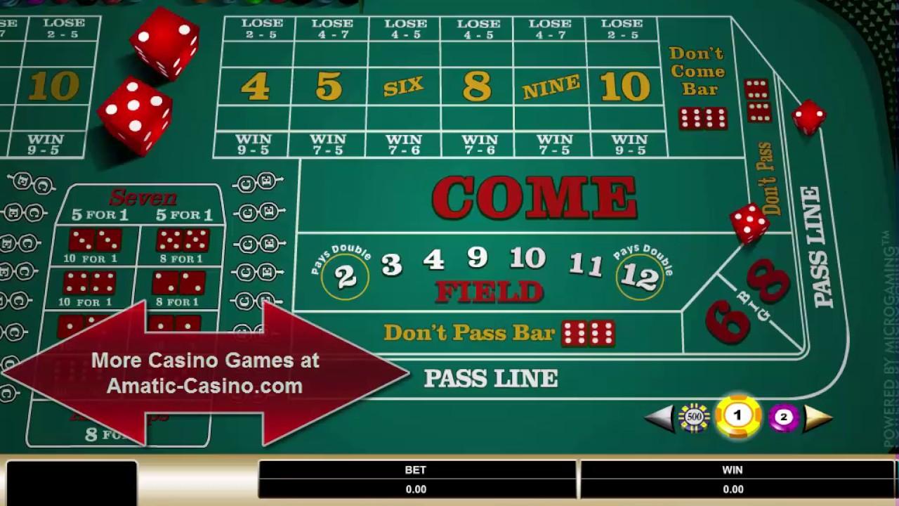 Dice Game Casino - 274310
