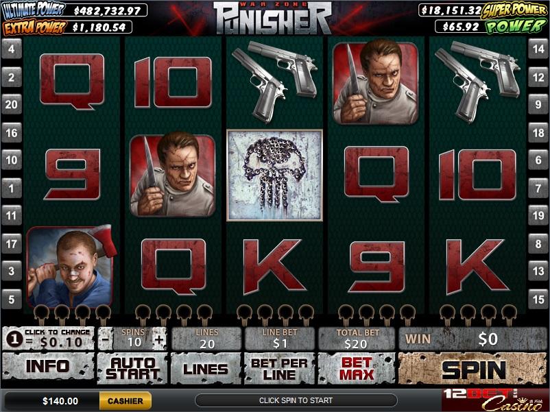 Punisher War - 899647