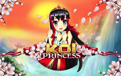 Koi Princess Slot - 263795