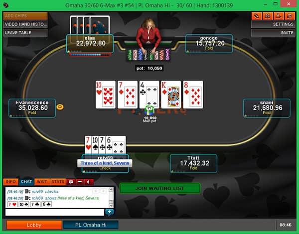 Softest Poker - 317279