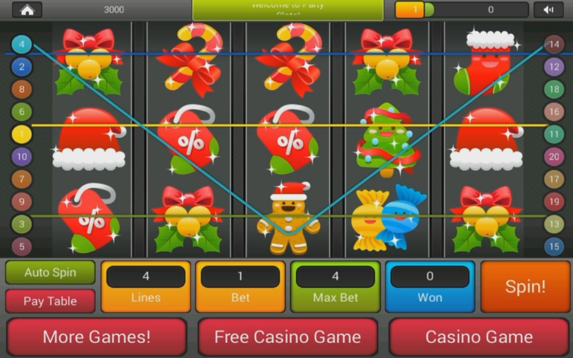 Christmas Casino Slots - 802824