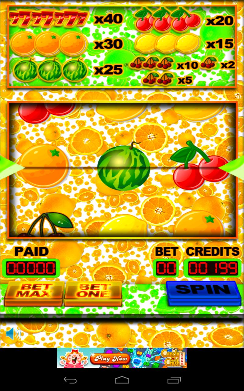 Fruit Bonanza Slot - 227282