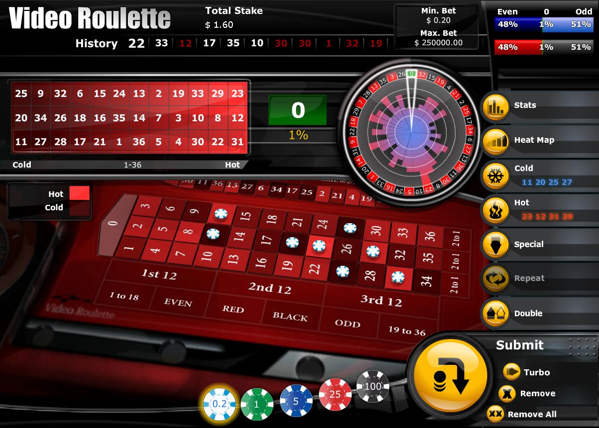 Roulette Winning - 795137