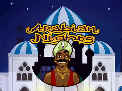 Arabian Nights Slot - 613991