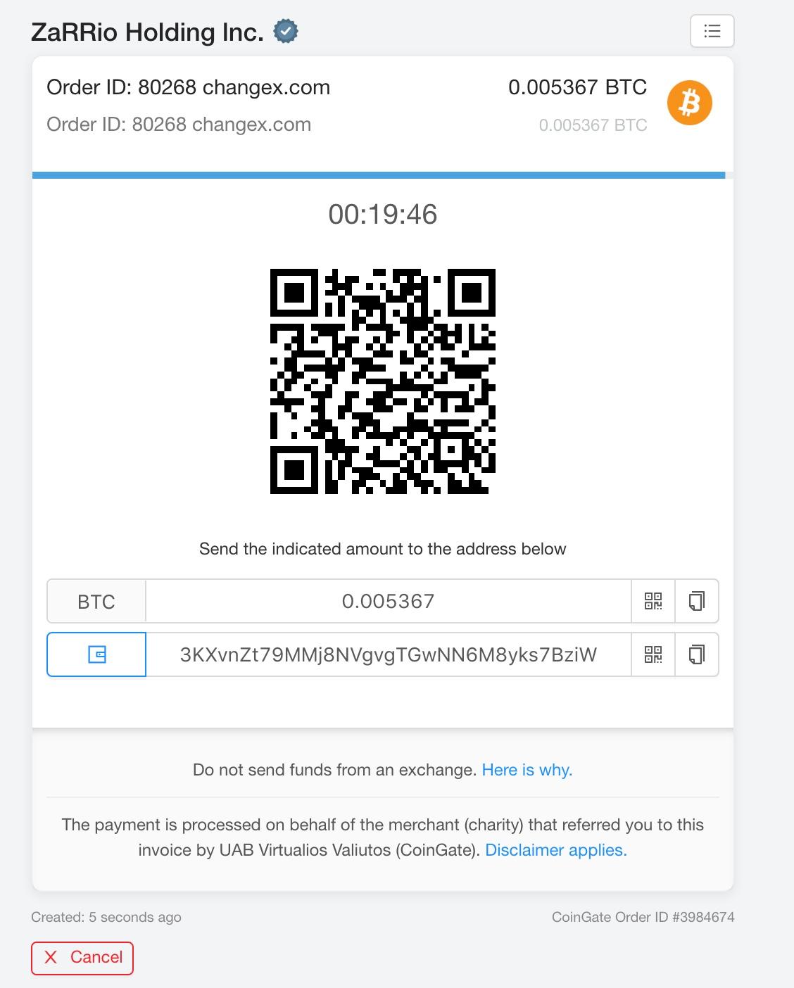 Convert Bitcoins - 188445