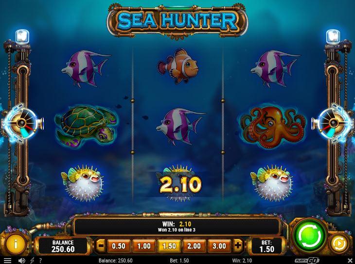 Sea Hunter Slot - 649556