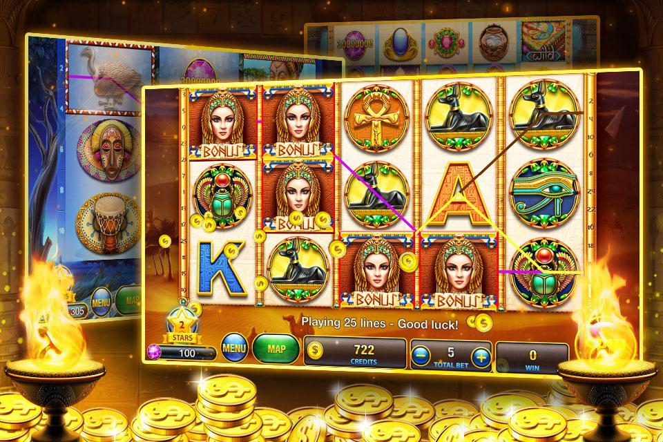 Pharaoh Secret Slot - 520020